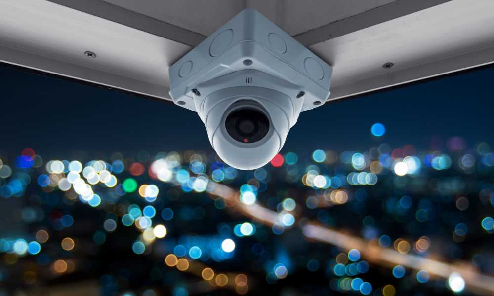 Do Real Security Cameras Have Blinking Lights