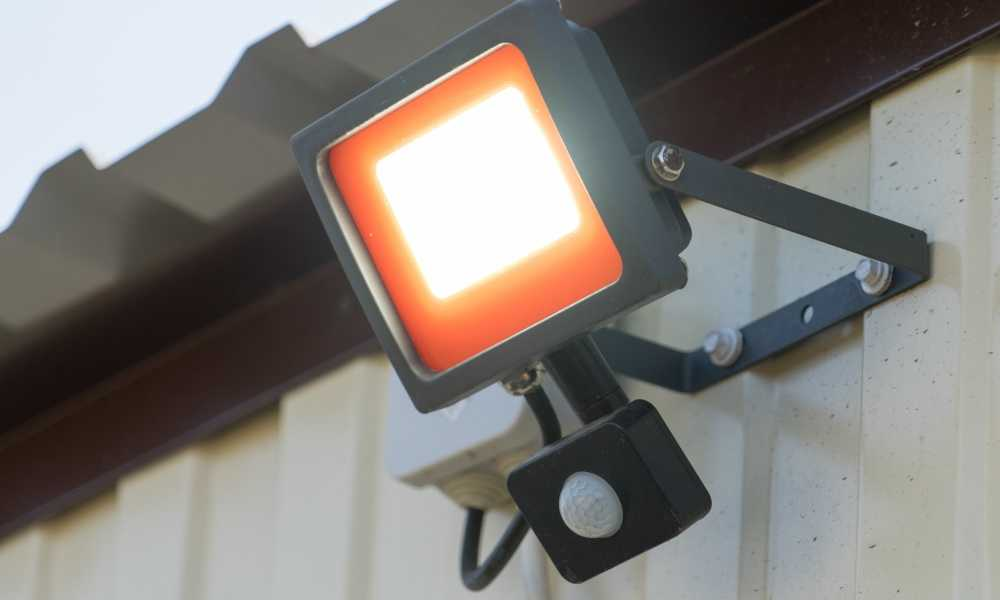 What is Lux on Motion Sensor?
